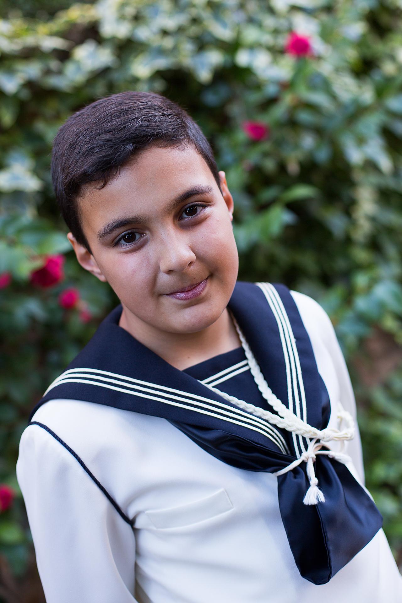 Fotografía de Primera Comunión Enrique - Alex Márquez Photo