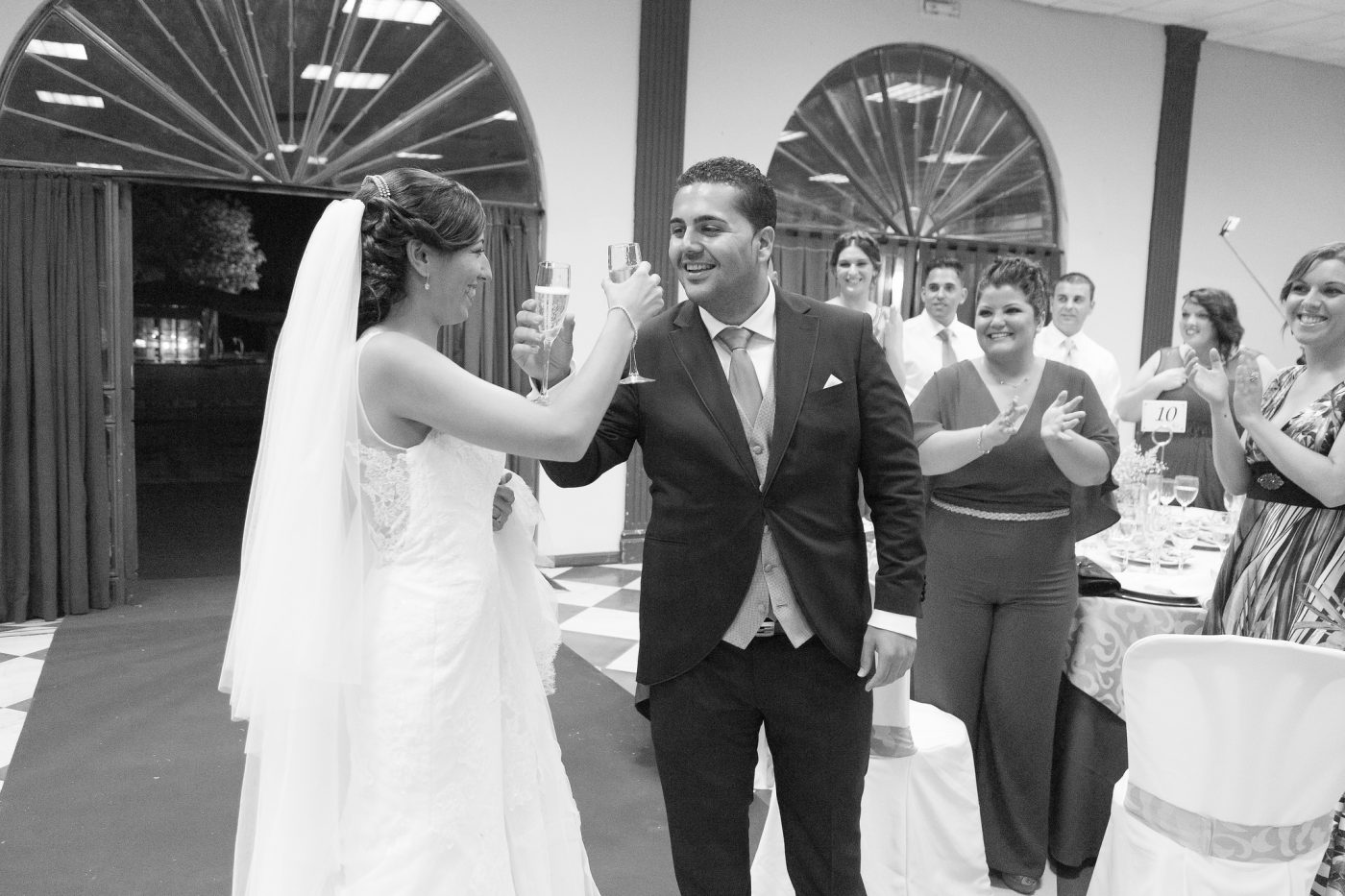 Boda Mercedes y Jorge - Alex Márquez Photo