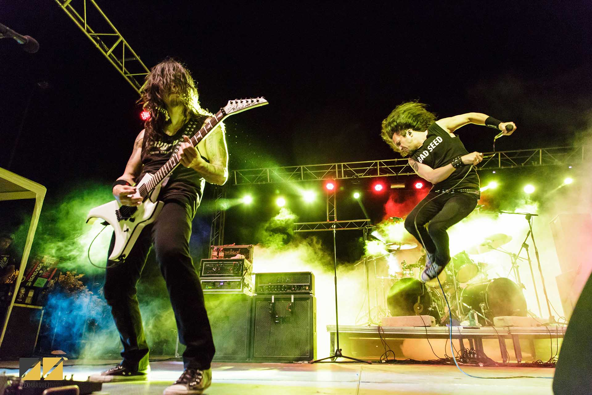 Death Angel - Alex Márquez Photo