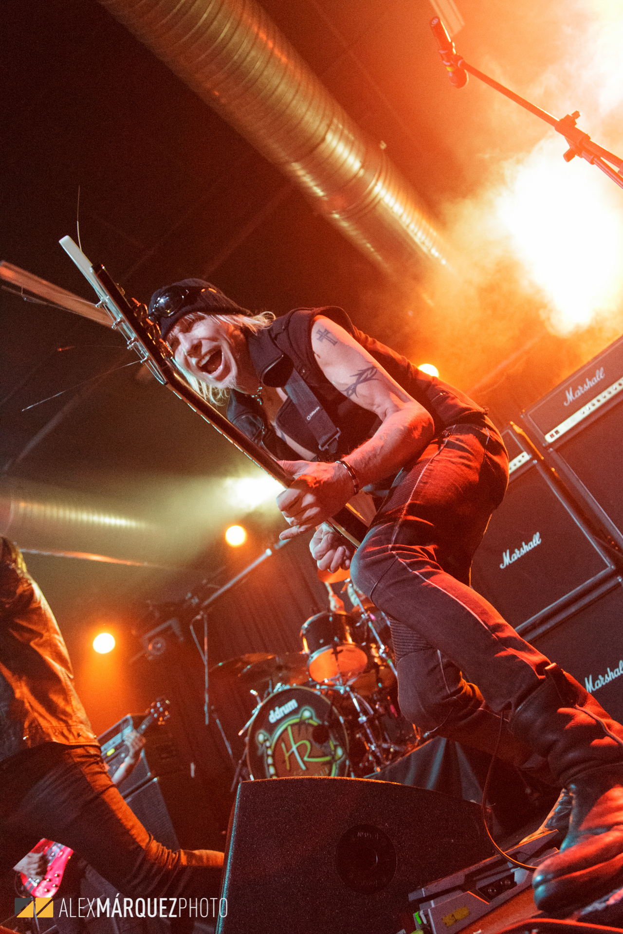 Michael Schenker's Temple of Rock - Alex Márquez Photo