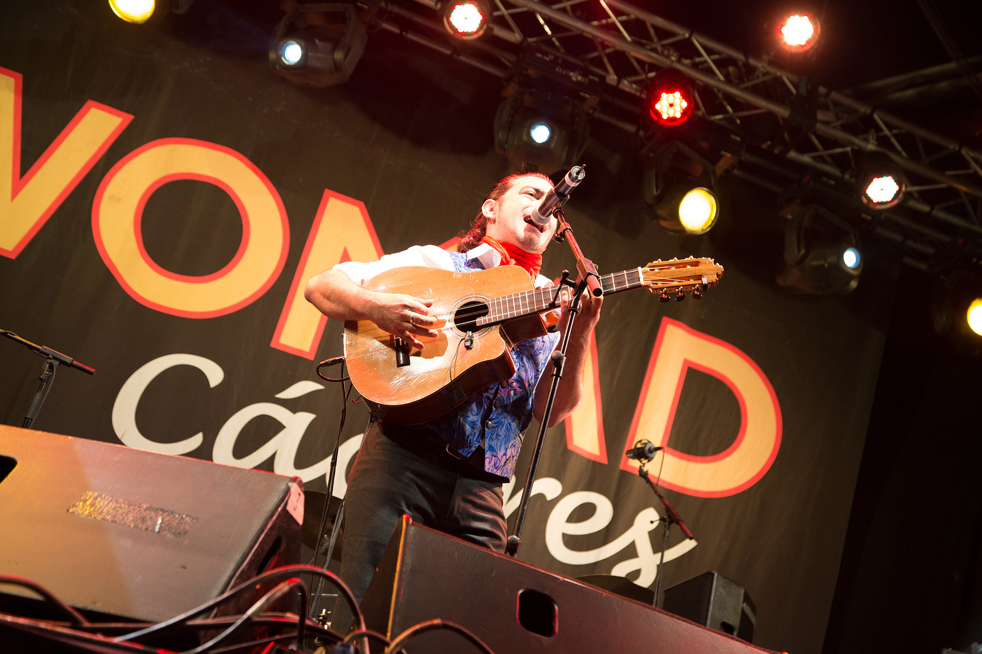 Womad 2015 - Alex Márquez Photo
