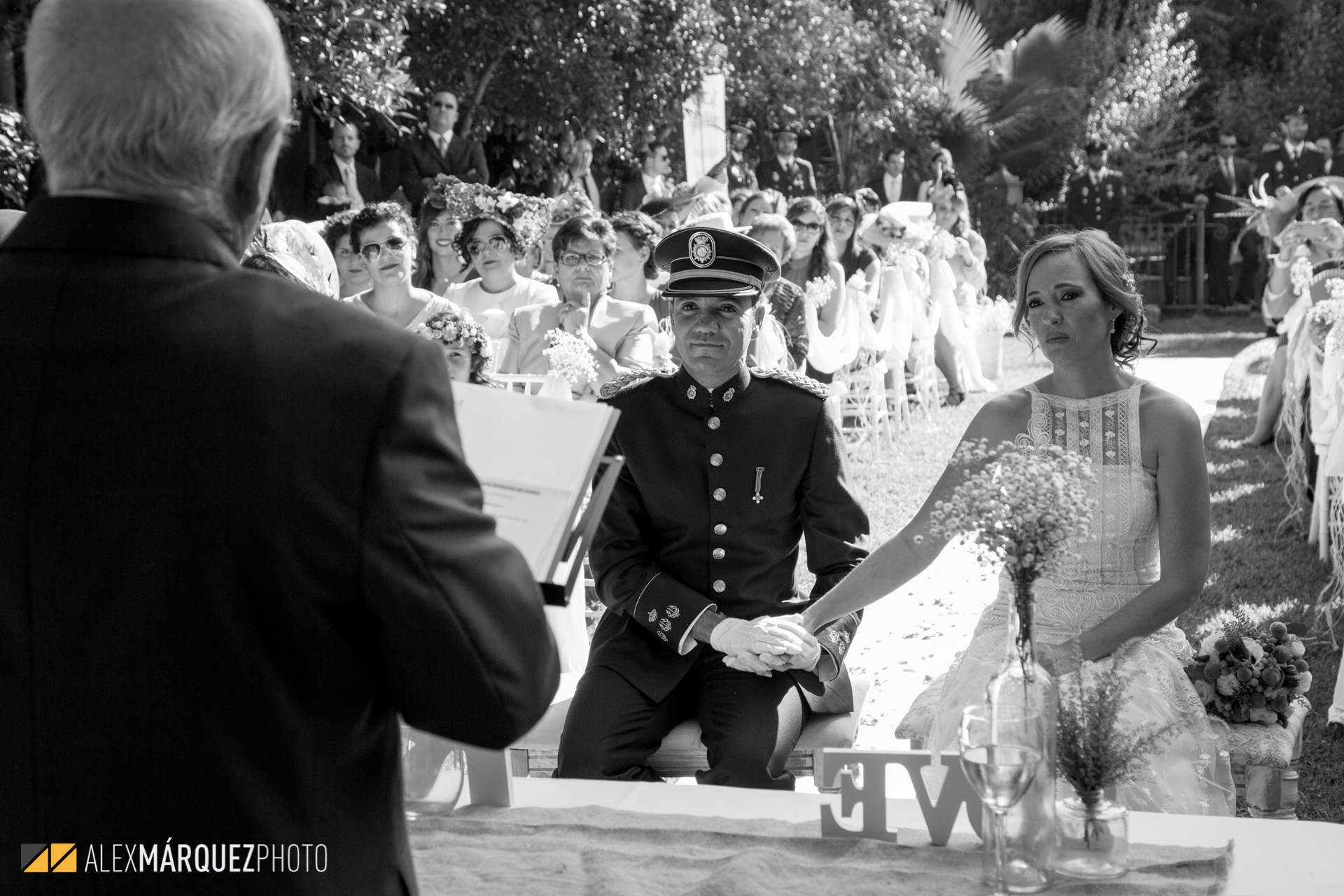 Boda de May y Rodrigo - Alex Márquez Photo