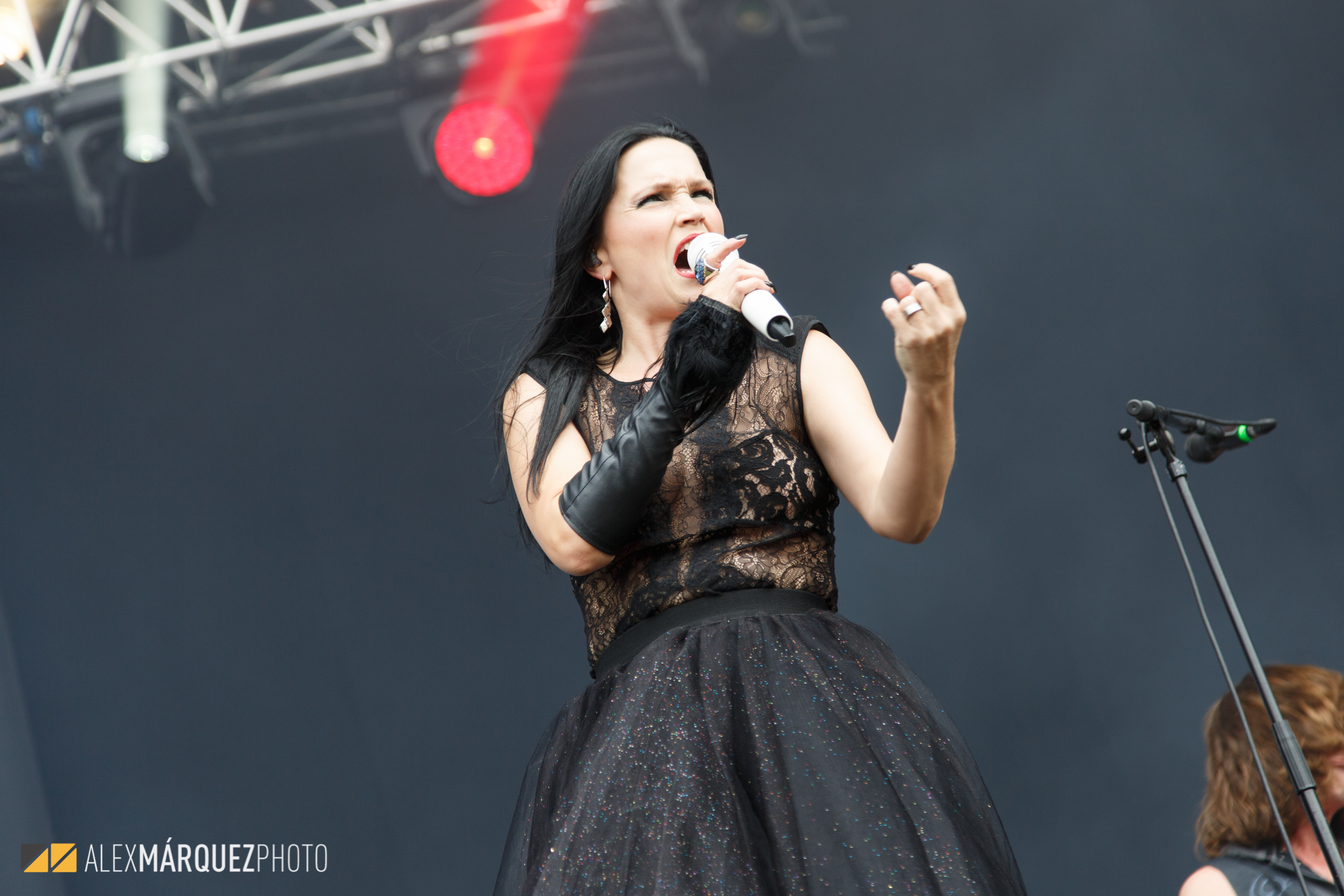 Tarja - Alex Márquez Photo