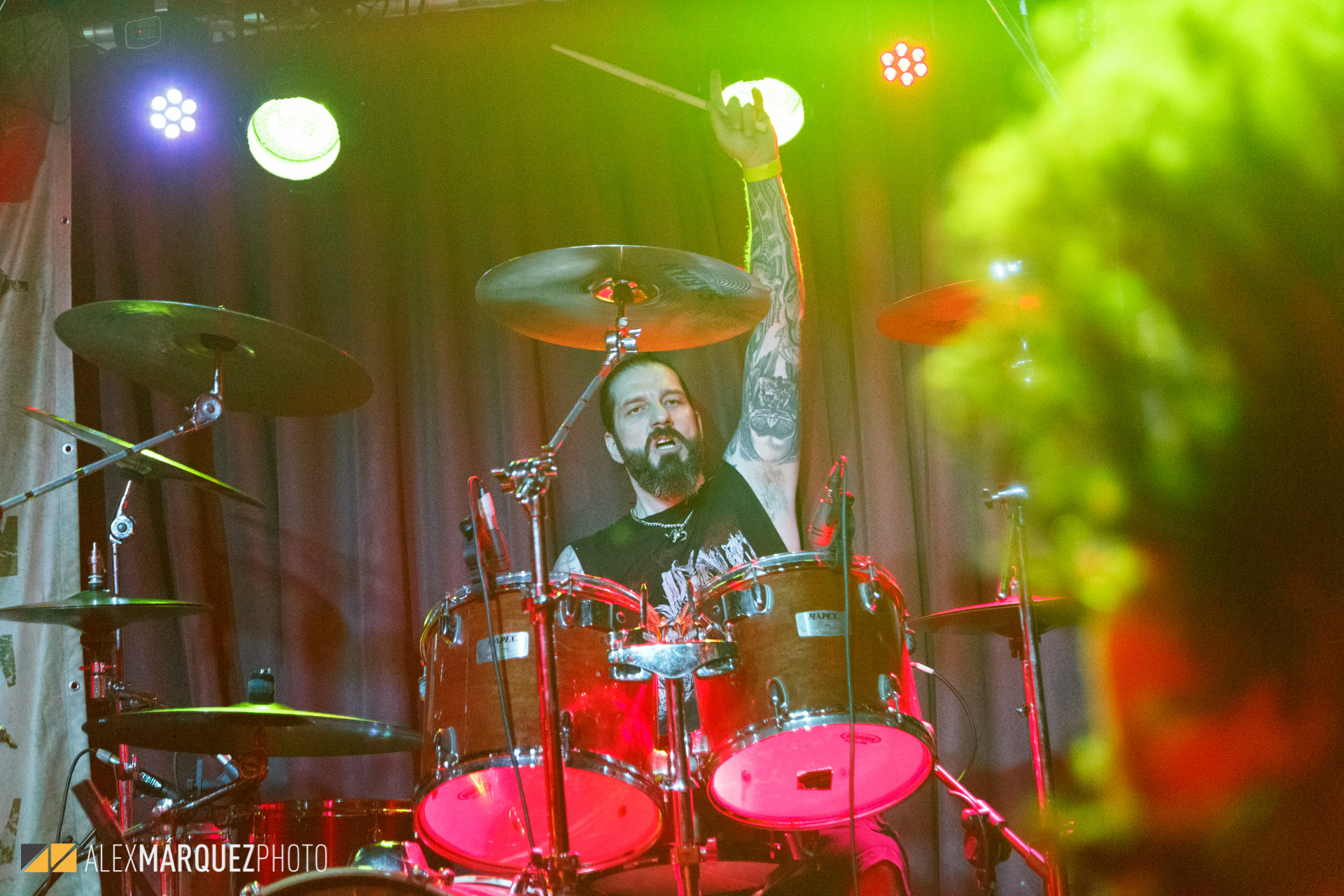Rotting Christ - Alex Márquez Photo