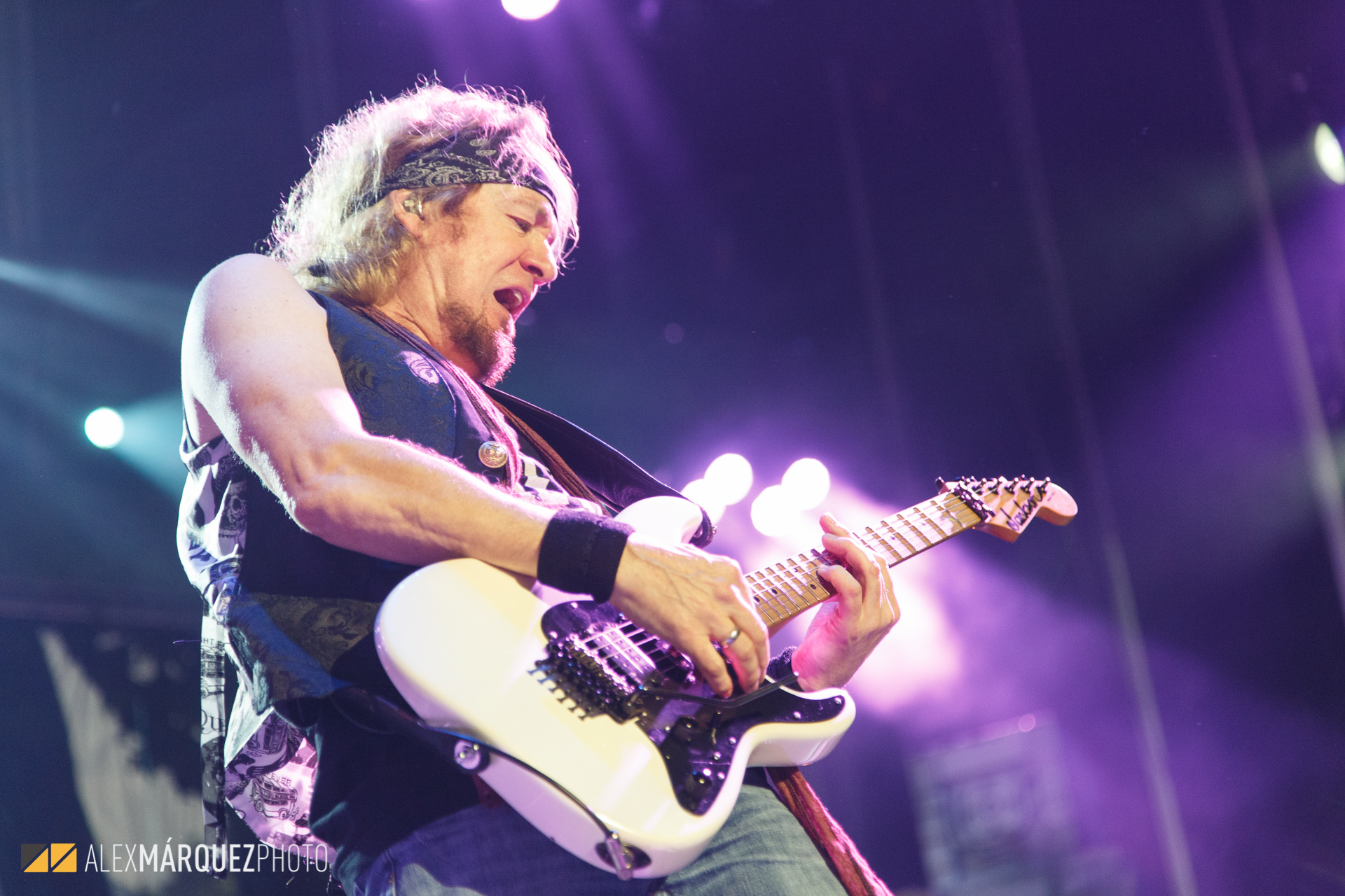 Iron Maiden - Alex Márquez Photo