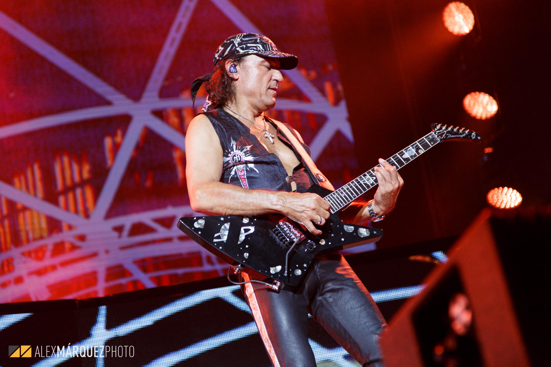 Scorpions - Alex Márquez Photo