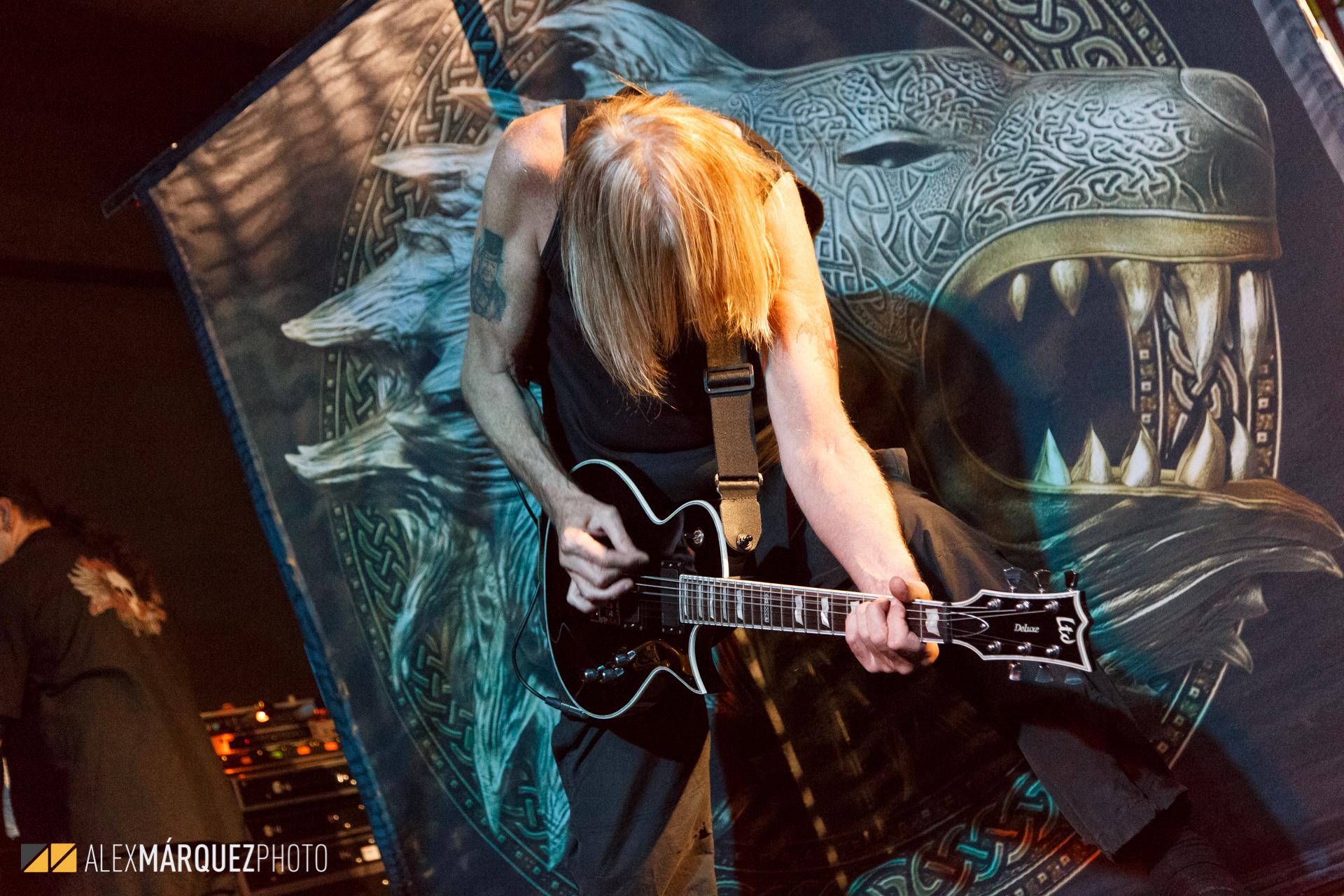 Steve Harris British Lion - Alex Márquez Photo
