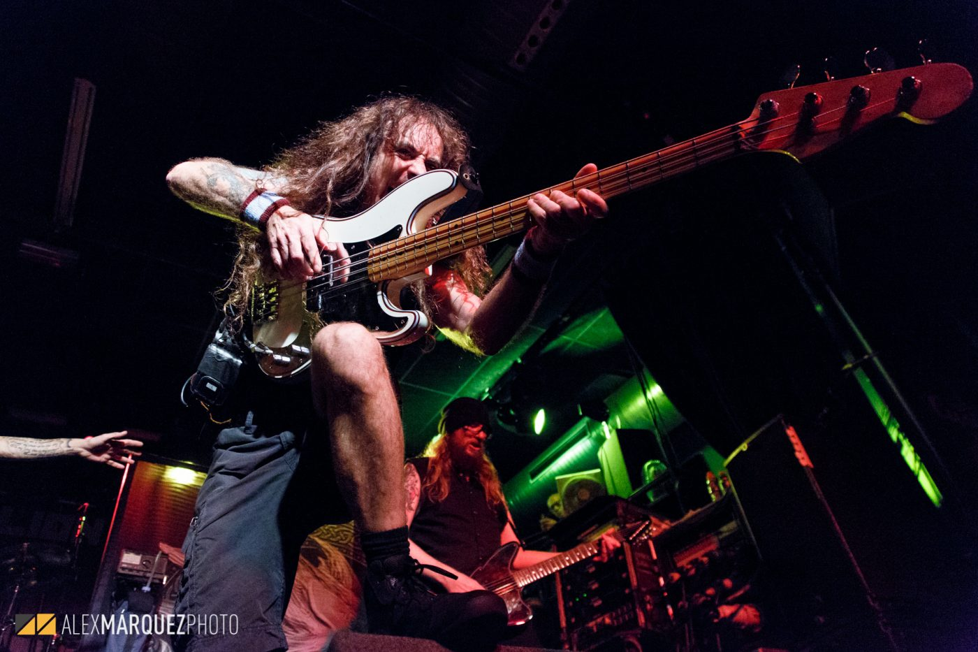 Steve Harris British Lion - Alex Márquez Photo