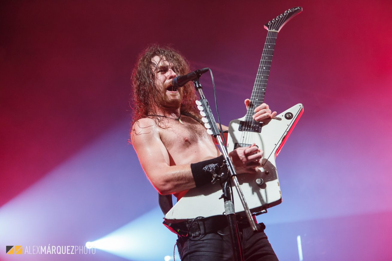 Airbourne - Alex Márquez Photo