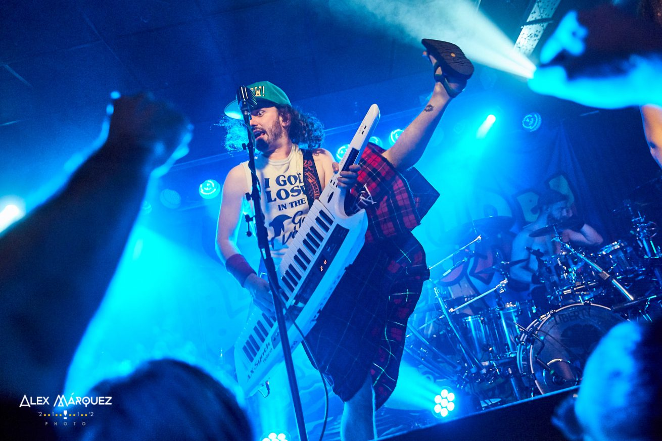 Alestorm - Alex Márquez Photo