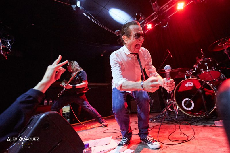 Graham Bonnet Band - Alex Márquez Photo