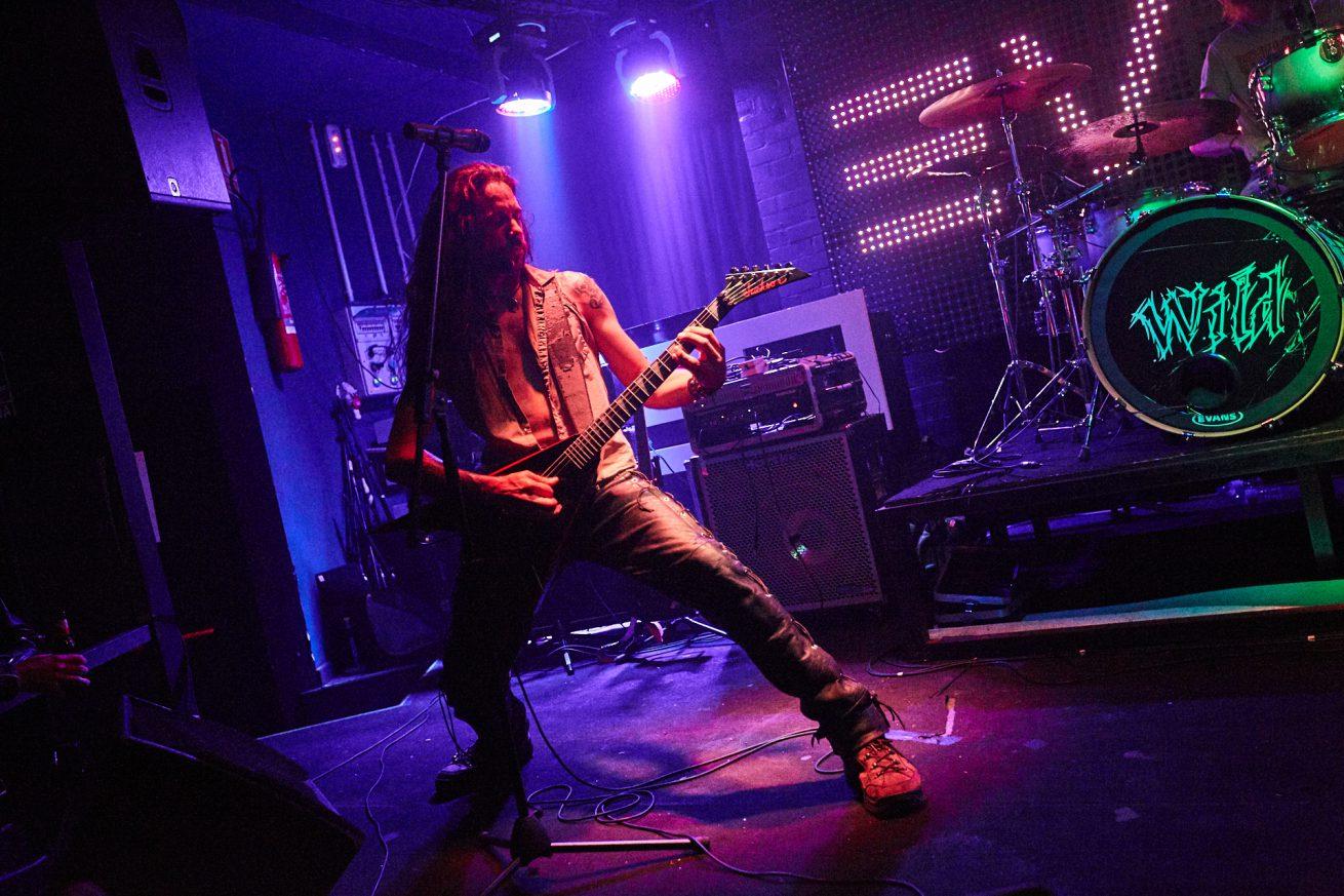 Wild Krash - Alex Marquez Photo