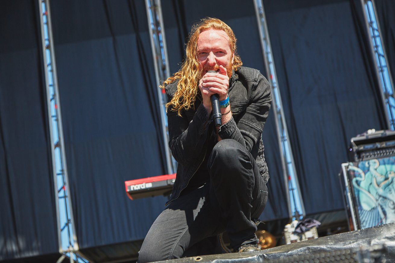 Dark Tranquillity - Alex Márquez Photo