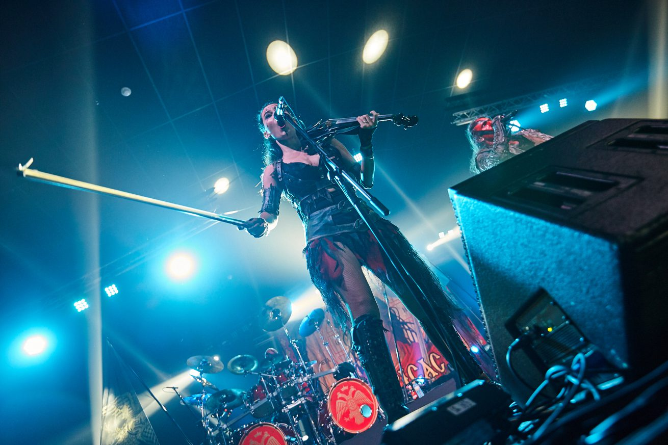 Turisas - Alex Márquez Photo