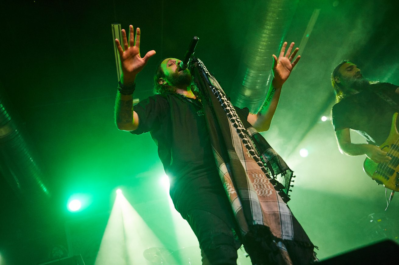 Orphaned Land - Alex Márquez Photo