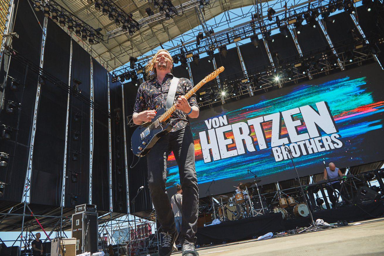 Von Hertzen Brothers - Alex Márquez Photo
